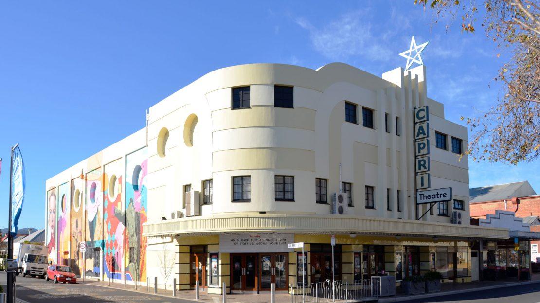 Units For Rent Hyde Park | Capri Cinema