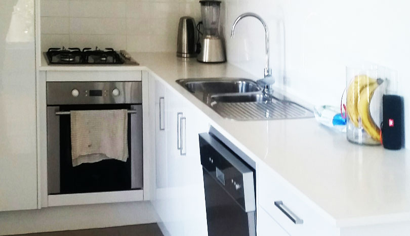 Townhouses for Rent Ethelton | 119b Bower Rd | Kitchen