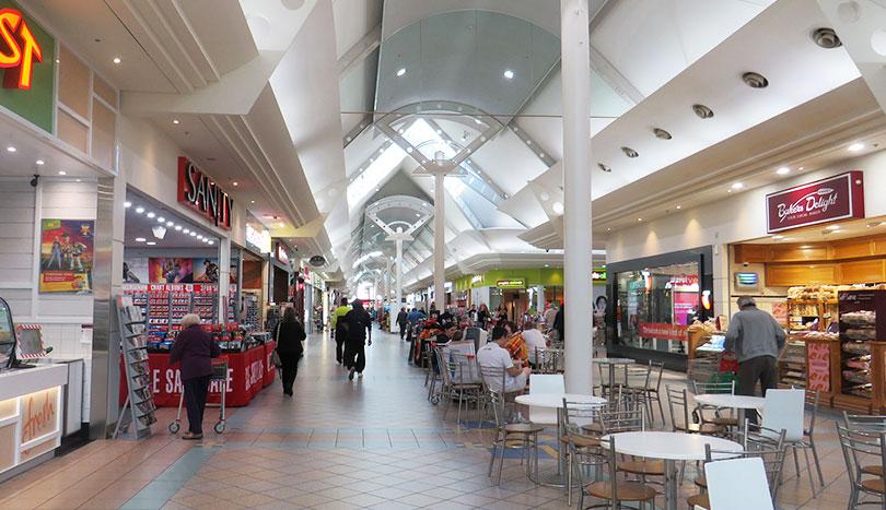 Munno Para Shopping Centre Inside | Salvan Property Managers