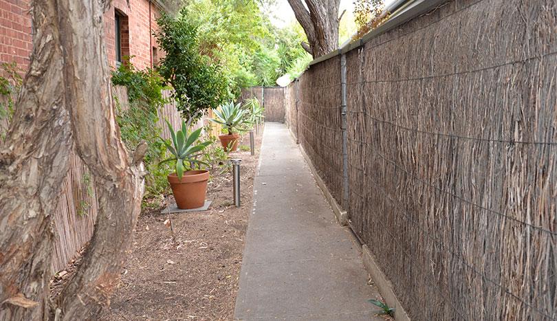 Rental Properties Kensington Park | 3/18 Gurrs Road | Side