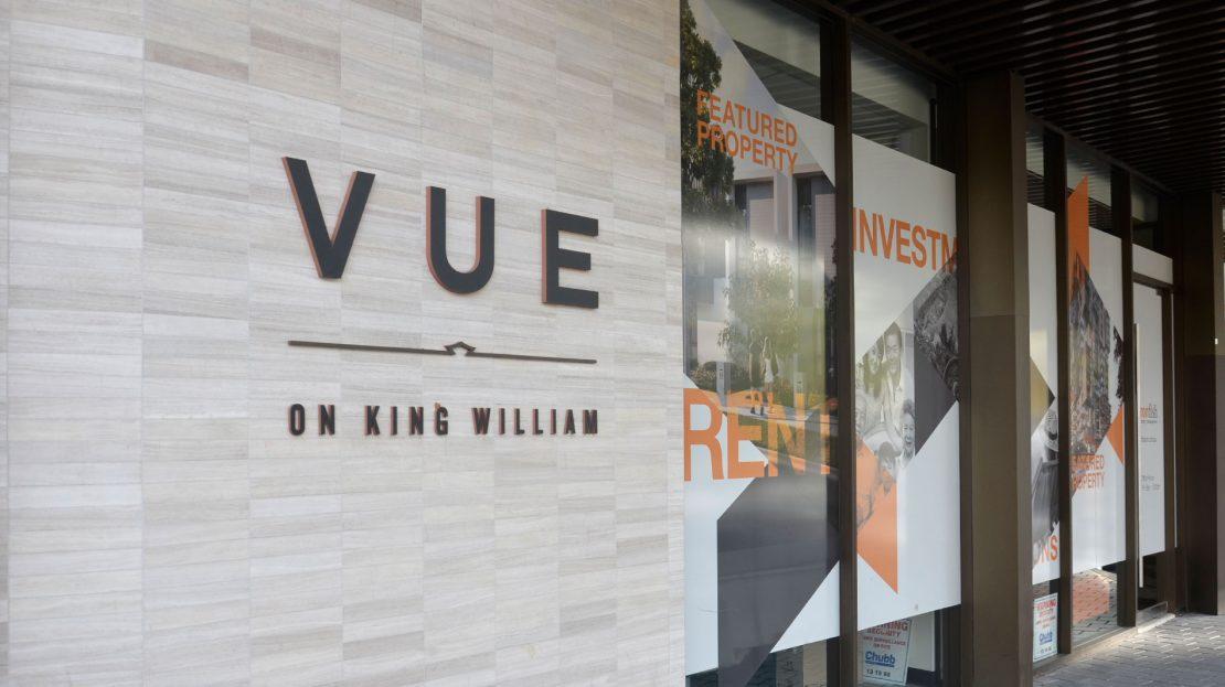 Vue On King William | Rental Properties Adelaide