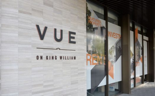 Vue On King William | Rental Properties Adelaide