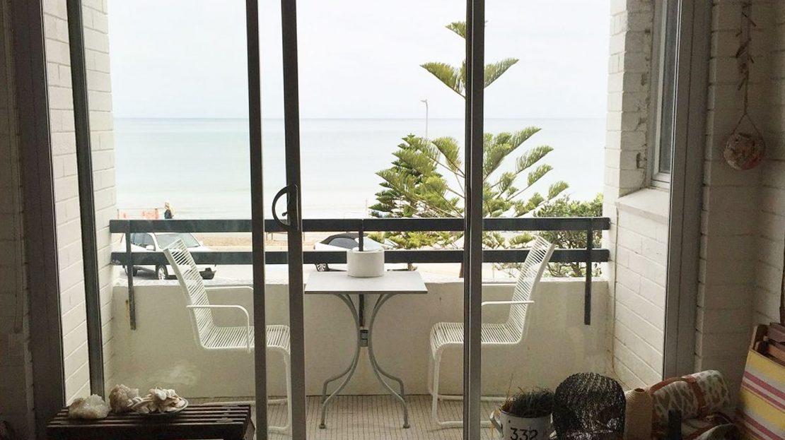 11/18 Seaview Road West Beach   Balcony