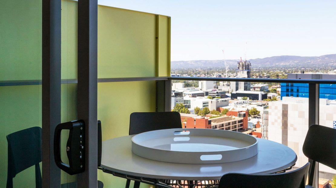 Kodo Apartment For Rent | Balcony | Salvan