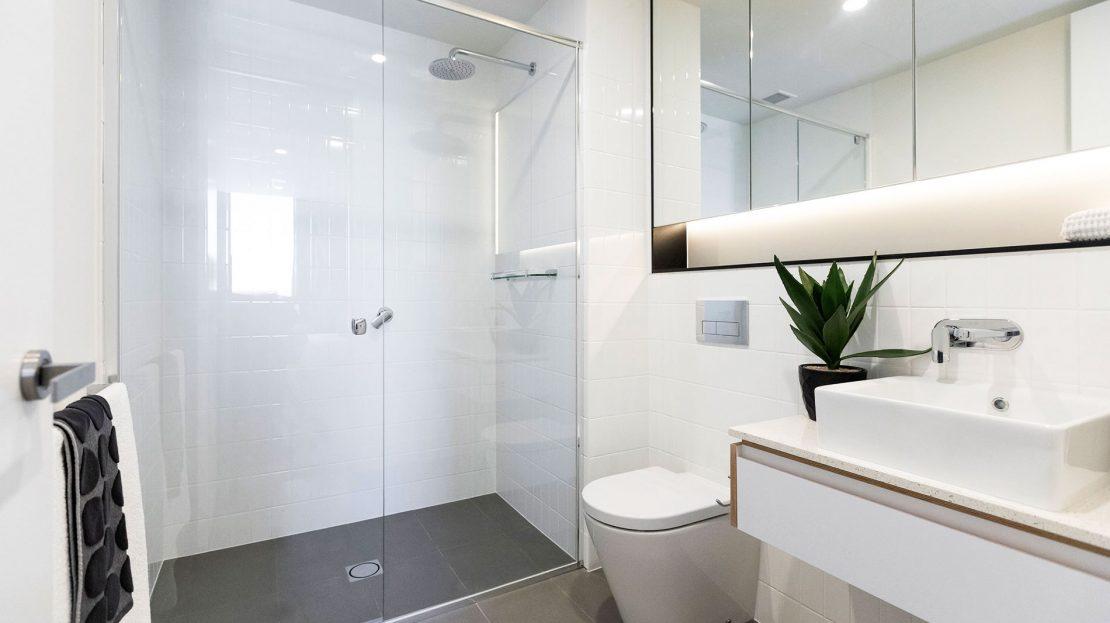 Kodo Apartment For Rent | Bathroom | Salvan