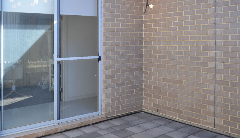 House For Rent   10/45 Fourth Avenue Klemzig   Side Courtyard