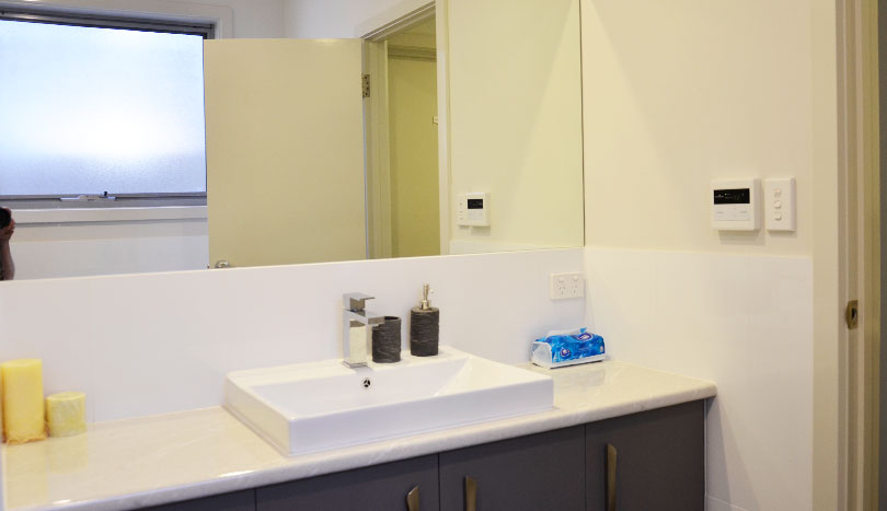 House For Rent   10/45 Fourth Avenue Klemzig   Powder Room
